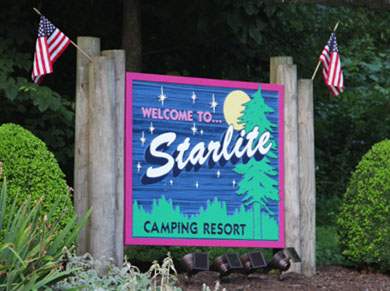 Starlite Camping Resort Overview